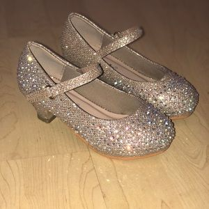 Other - Toddler girl heeled shoes!